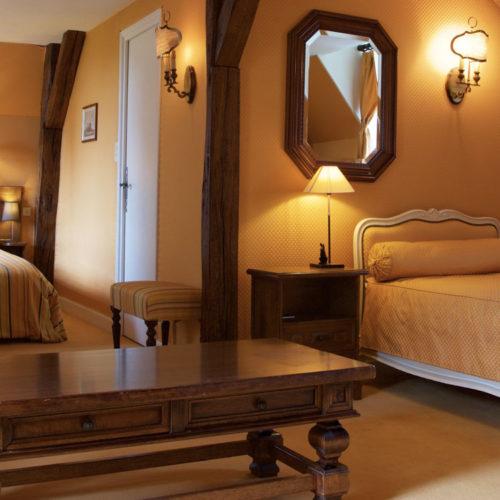 Chambre familiale grand confort