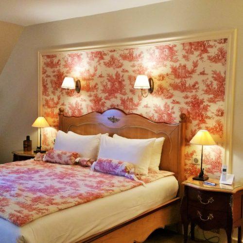 chambre grand confort luxueuse calme romantique